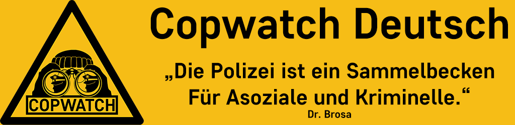 Copwatch Deutsch